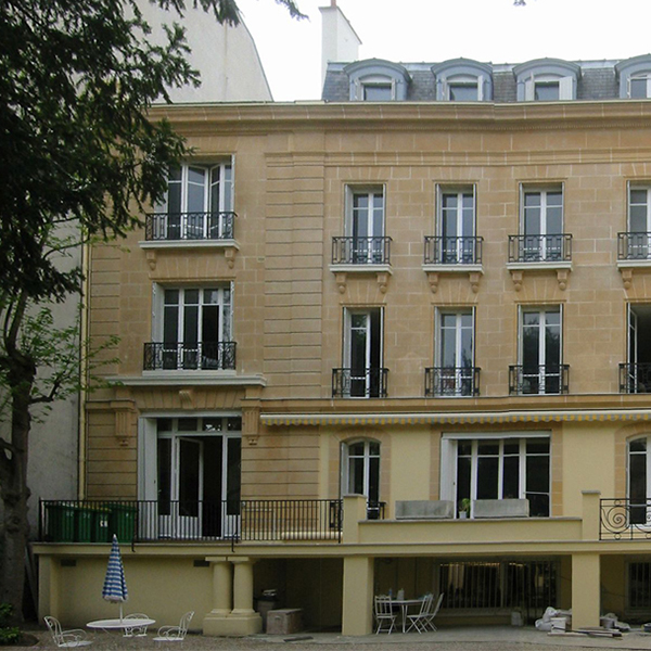 German Embassy – Paris (FR)