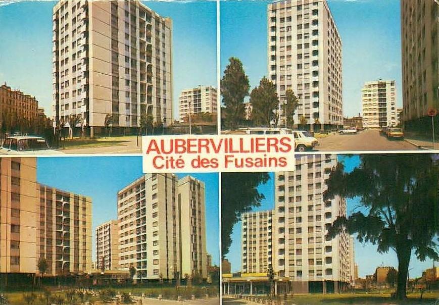 Les Fusains RIVP – Aubervilliers (FR)