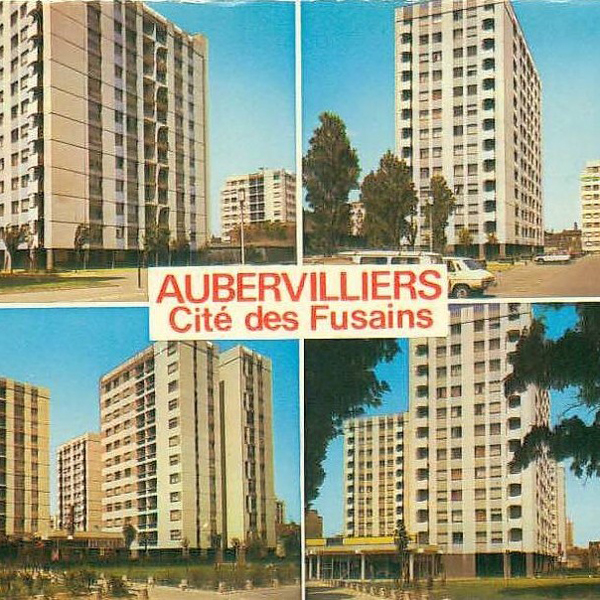 The city block Les Fusains – Aubervilliers (FR)