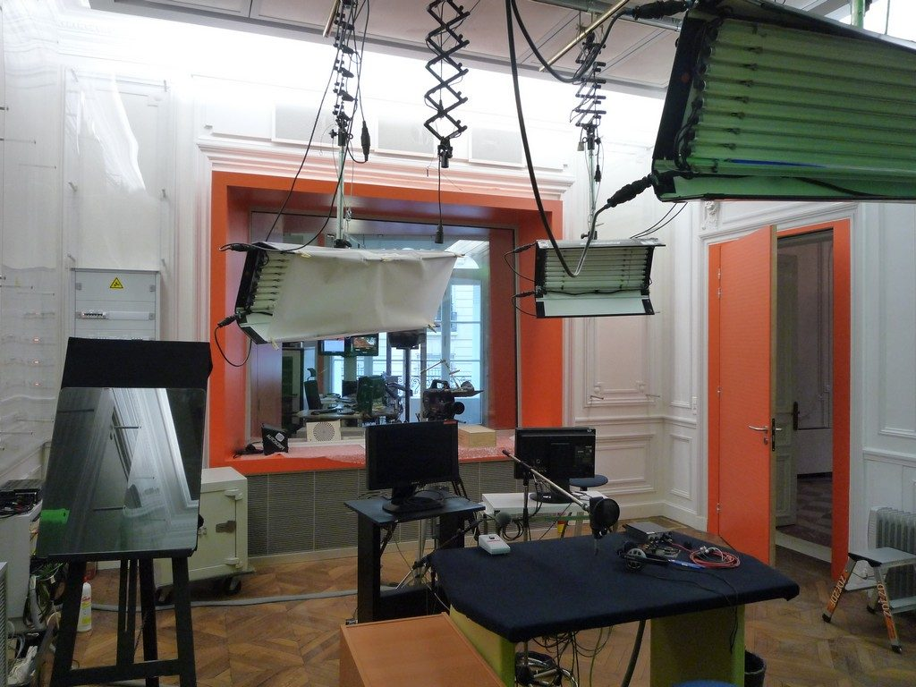 ZDF Studio Paris (FR) ZDF @ RETHINK
