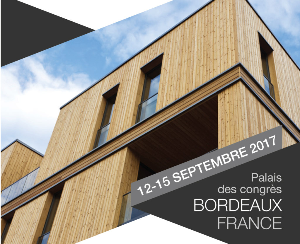 Woodrise congrès international – Bordeaux (FR)