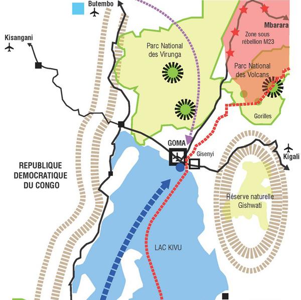 Reconstruire Goma – Goma (RDC)