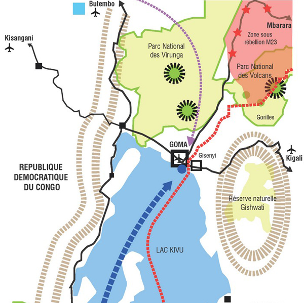 Reconstruct Goma – Goma (RDC)
