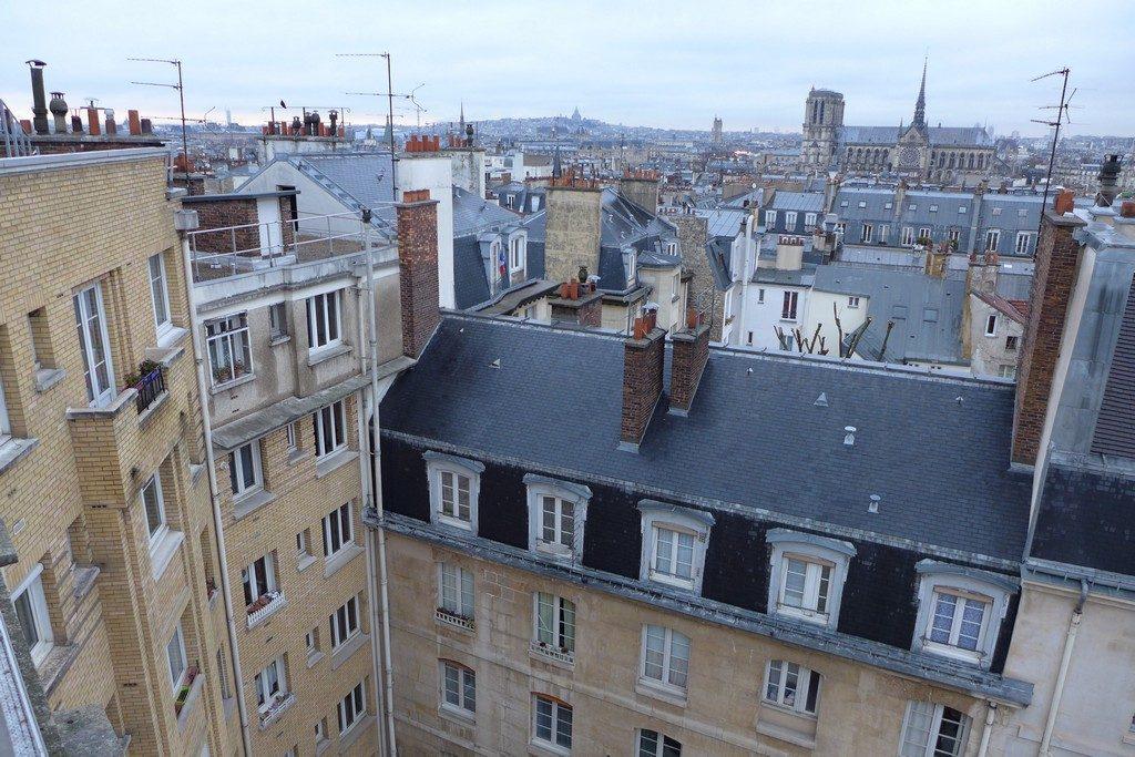 rue des Carmes Paris (FR) Paris Habitat © RETHINK