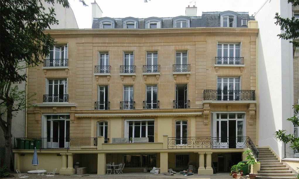 German Embassy – Paris (FR)