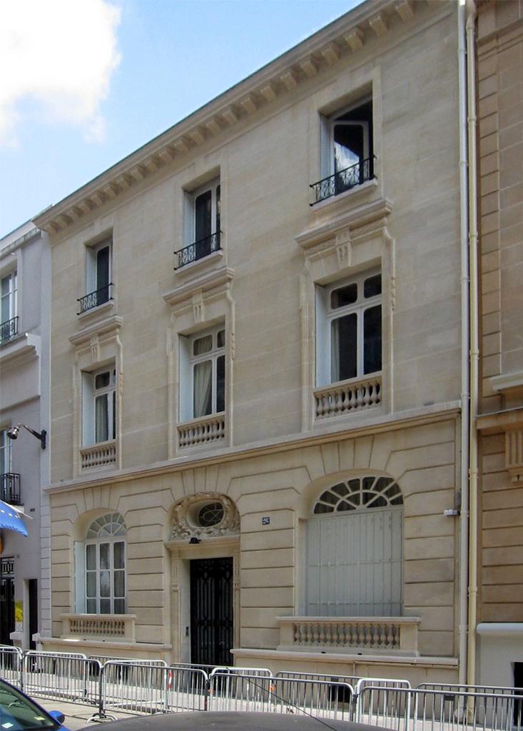 Ambassade d'Allemagne – Paris (FR)