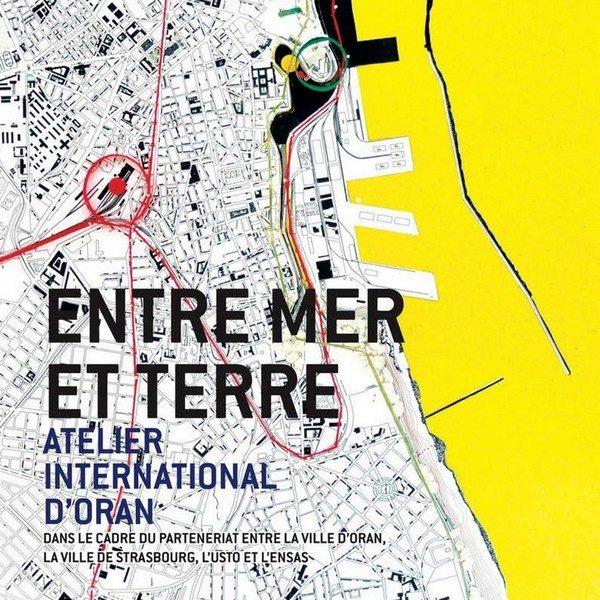 ENSAS USTO Atelier Oran brochure