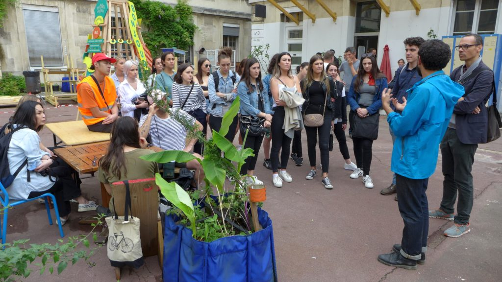 FIT RMIT student workshop 2018 – Ivry-sur-Seine (FR)