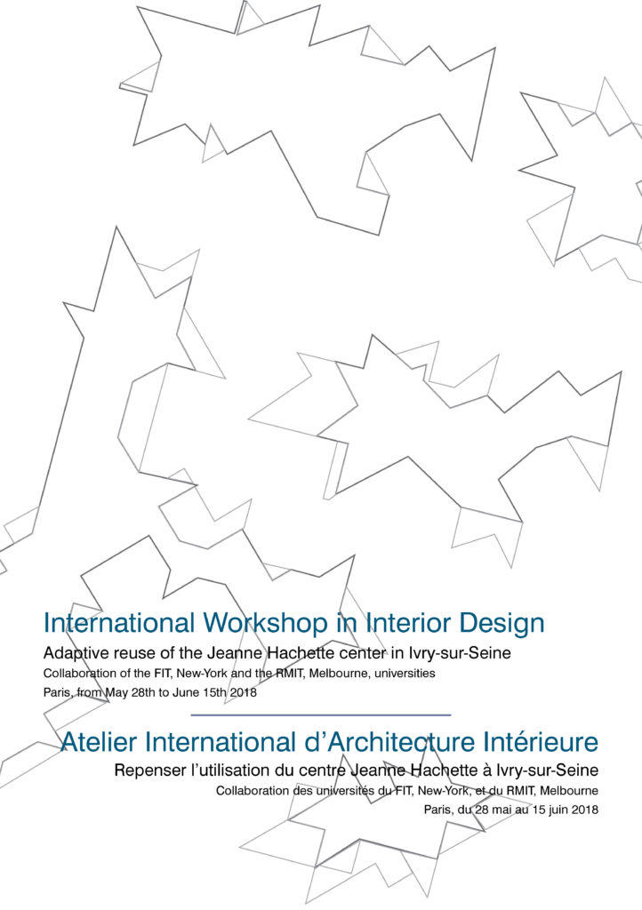 Booklet workshop Ivry-sur-Seine (FR) FIT RMIT RETHINK