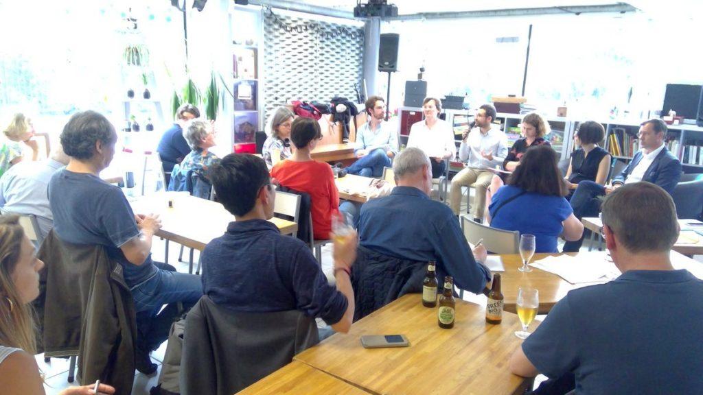 news Café débat sur les Plans Climats Paris (FR)
