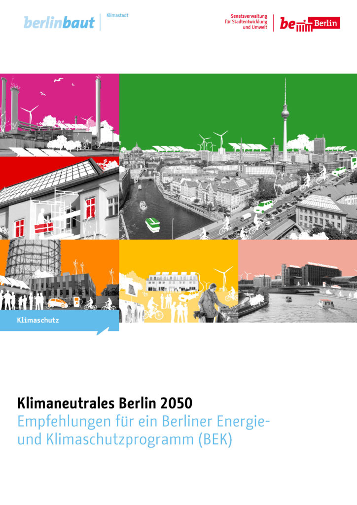 New post on 'Le Plan Climat de Berlin' – blog Urbanplanet.info
