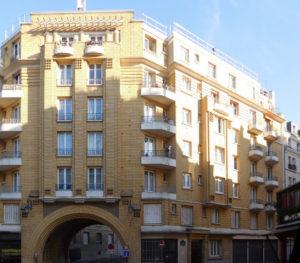 Réhabilitation 63 logts Rue des Carmes – Paris (FR)