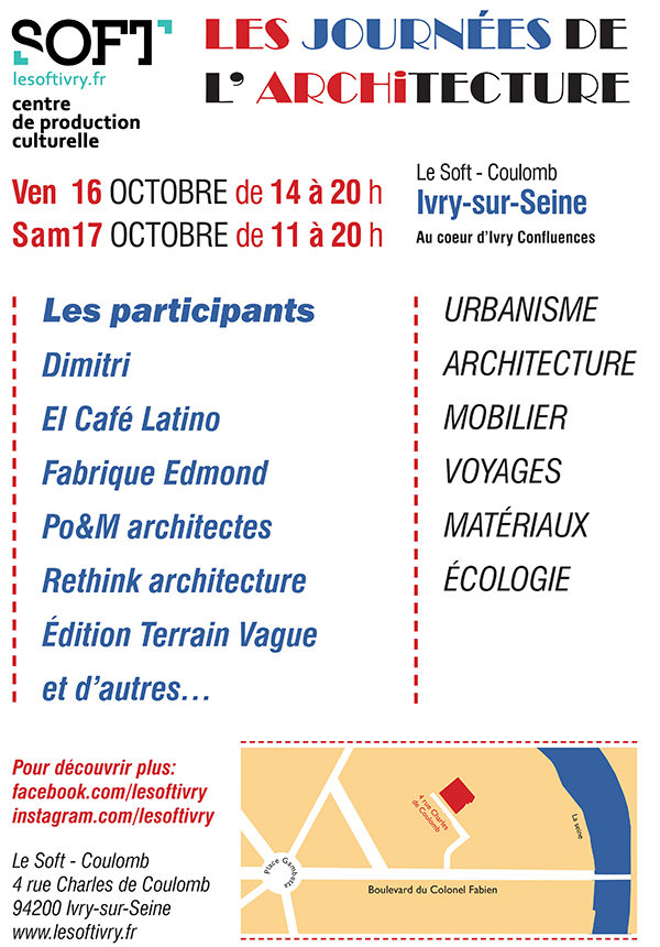 The National Architecture Days – Ivry-sur-Seine (FR)