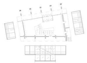 Bureau Bellini – La Défense (FR) © RETHINK