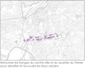 Potentiel d'un territoire – Annemasse (FR) © MTA