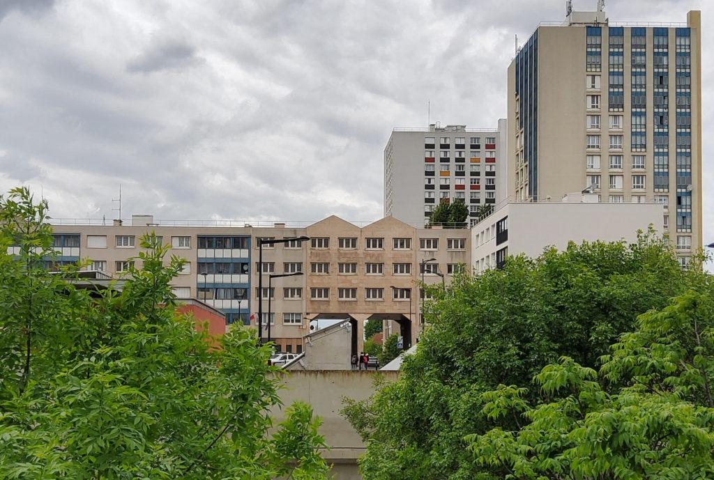 Rehabilitation of a building in Bois l'Abbé neighborhood – Champigny-sur-Marne (FR)