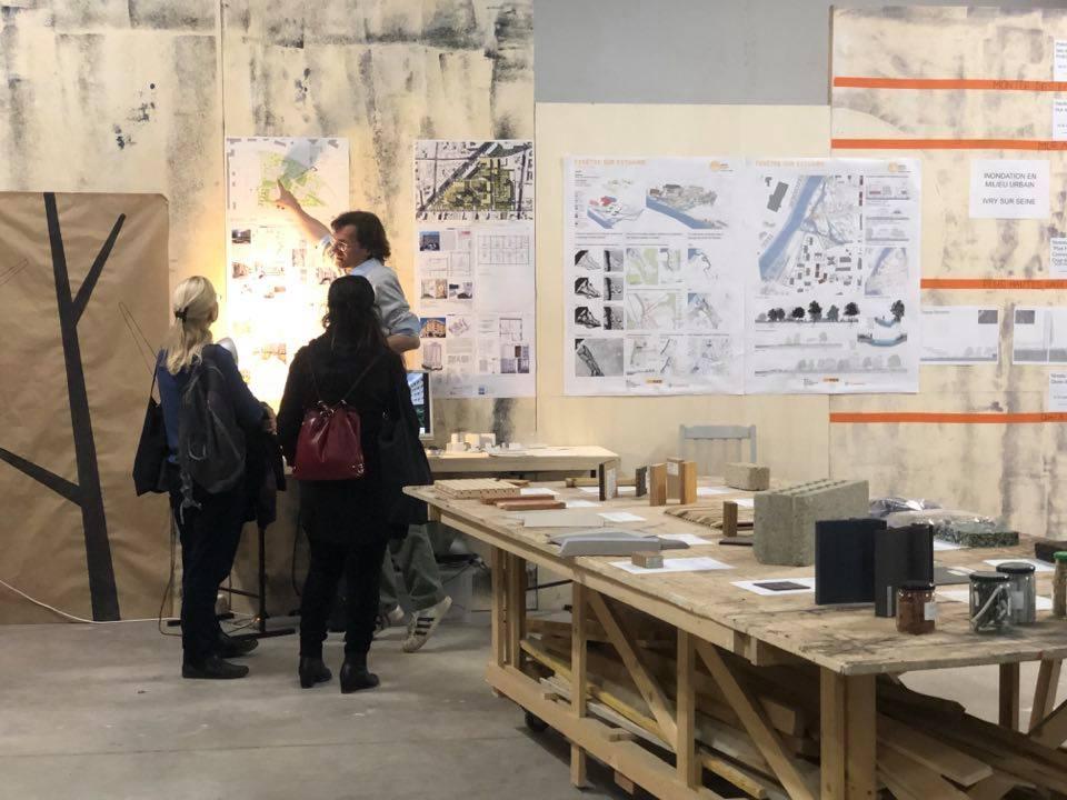 Fin d'exposition – Les Journées Nationales de l'Architecture 2021 au Soft
