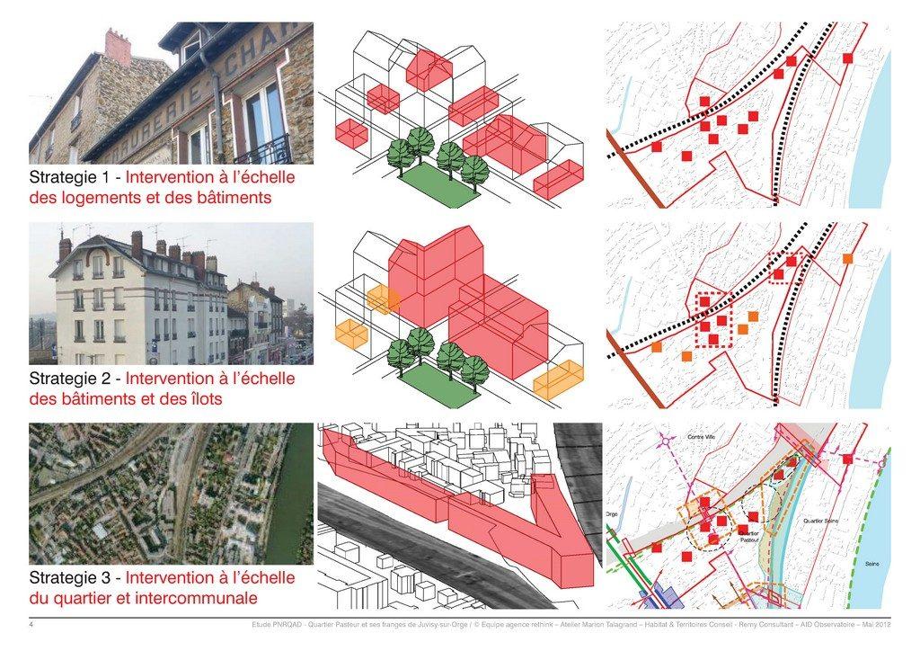 Quartier Pasteur Juvisy-sur-Orge (FR) CALPE @ RETHINK