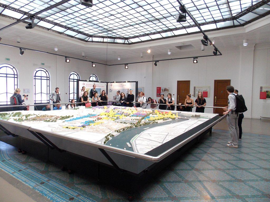 Workshop Ivry-sur-Seine (FR) FIT RMIT RETHINK