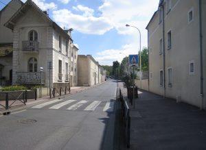 Descente de la forêt Limeil-Brévannes (FR) Ville de Limeil-Brévannes © RETHINK
