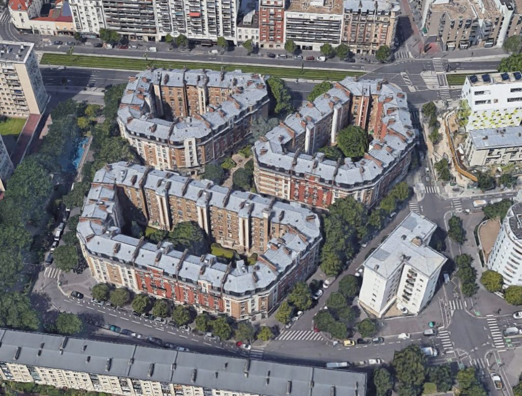 news AO Porte de Vincennes Paris (FR) Paris Habitat