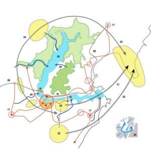 Développement métropolitain et solidarités territoriales - Mutation des structures urbaines autour de la baie de Vitoria (BR)