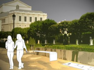 Parcourir la ville de Madrid (ES)