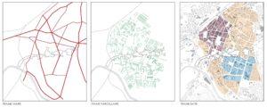 Potentiel d'un territoire d''entre-ville' – Annemasse (FR) © RETHINK